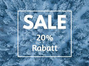 Feine Wäsche Winter-Sale 20% Rabatt