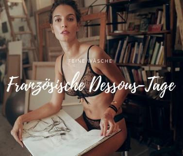 Französische Dessous-Tage Feine Wäsche 2018