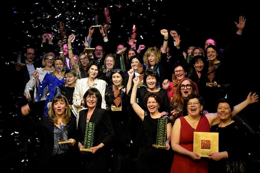 Sterne der Wäsche 2019 Gewinner